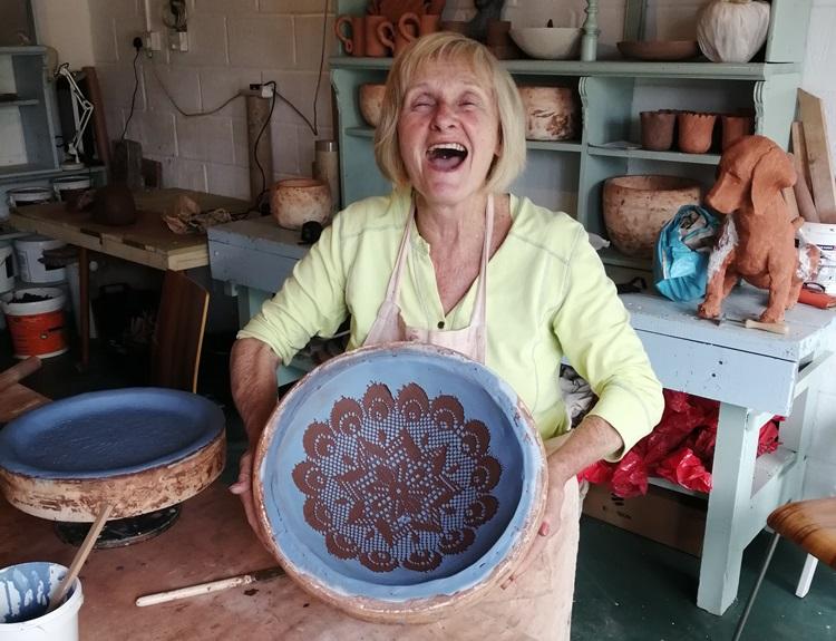 pottery classes in puckeridge