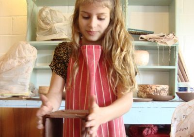 pottery for kids