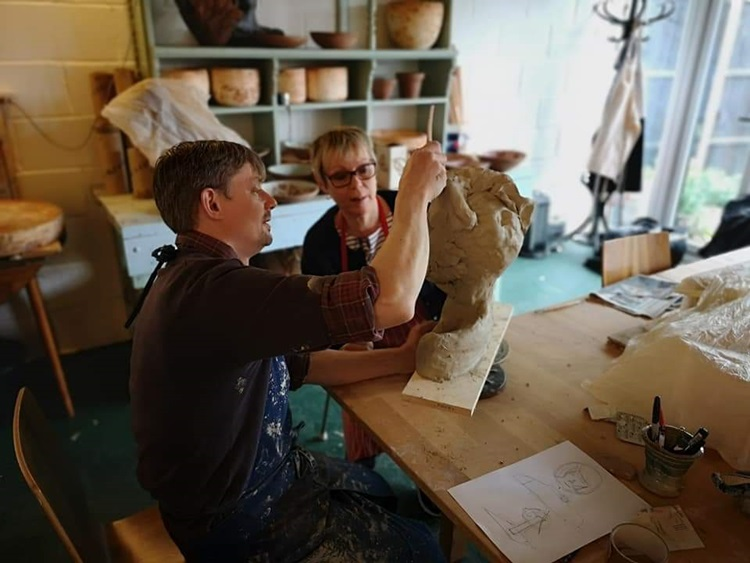 one to one pottery classes
