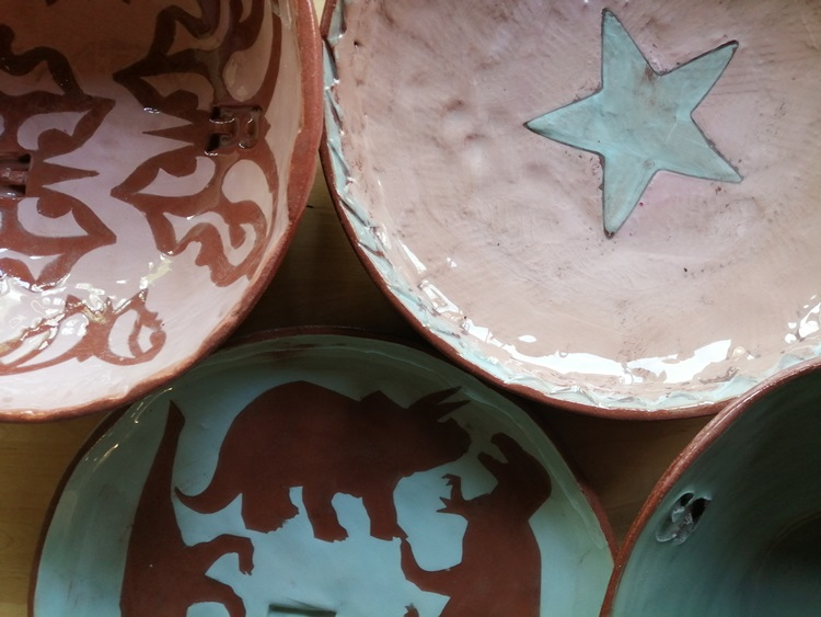 learn how to make your own pottery