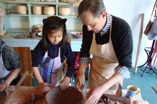 Make your own pottery in Ware Hertfordshire