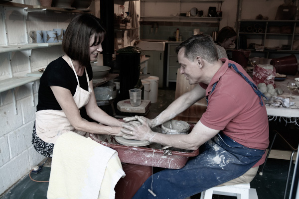 Adult Pottery Classes in Ware Hertfordshire